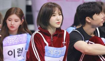 Red Velvet's Wendy Attended 'ISAC 2019' Chuseok In Support Of SeulGi