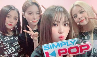"Idols Lineup Of Arirang TV ""Simply K-Pop"" Episode 381"