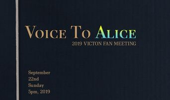 VICTON Sells Out Fanmeeting 'VOICE TO ALICE' In 20 Seconds, Confirms Rising Popularity
