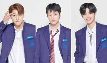Netizens Look Back At X1 First Profile Photos Taken Back In 'Produce X 101'