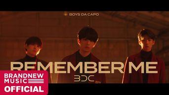 BDC - 'REMEMBER ME' MV | Kim SiHun & Yun JungHwan & Hong SeongJun (Produce X 101 trainees)
