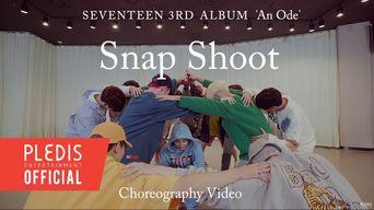 [Choreography Video] SEVENTEEN - 'Snap Shoot'