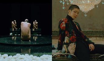 WINNER's Hoony Impresses In New MV 'SOSO' With Nude Scene & Shaved Hair