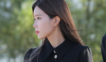 Im SooHyang, 'Graceful Family' Drama Set Behind-the-Scene