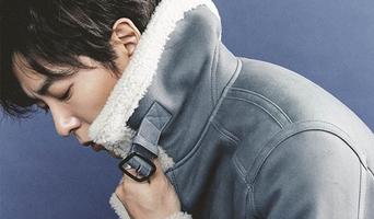 Kim JaeWook For GQ Korea Magazine October Issue