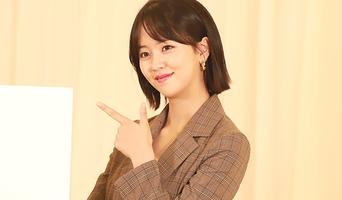 Kim SoHyun, Drama 'The Tale of Nokdu' Press Conference