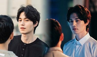 Lee DongWook, 'Hell Is Other People' Drama Set Behind-the-Scene (Sub Title: His Day and Night)