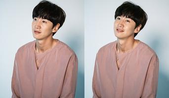 Lee KwangSoo, New Profile Photo Behind Shooting Scene