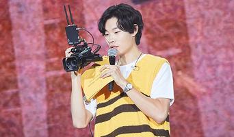 Ryu JunYeol, 2019 Fan Meeting Set Behind-the-Scene