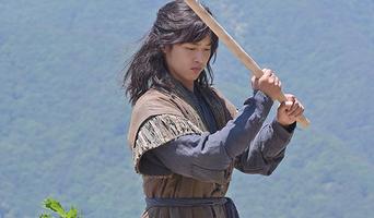 Yang SeJong, 'My Country' Drama Set Behind-the-Scene