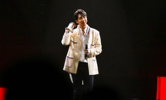 Exclusive Photos: 2019 Lee SeungGi Asia Fanmeeting In Singapore