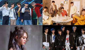 K-Pop Fans Are Blessed On Oct. 21 With These Comebacks And Debut