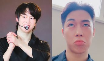 Best 10 Crazy Hilarious Social Media Posts Of SF9's DaWon This Year
