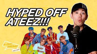 ATEEZ and Reggaeton Gets Eric AMPED   K-Pop Daebak w/ Eric Nam: Ep.29 Highlight