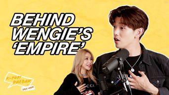 Behind Wengie's EMPIRE   K-Pop Daebak w/ Eric Nam: Ep.28 Highlight