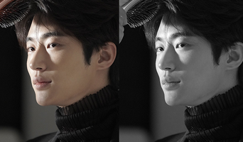 Byeon WooSeok,  Commercial Shooting Behind-the-Scene