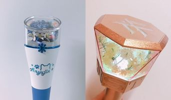 7 Beautiful Decorated K-Pop Lightsticks That Will Make You Want To Customize Yours