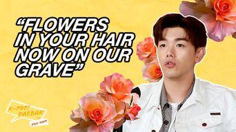 Eric Nam Talks Love Die Young   K-Pop Daebak w/ Eric Nam: Ep.29 Highlight