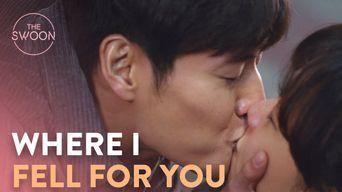 Kang HaNeul Gives Kong HyoJin a Big Fat Kiss | When The Camellia Blooms Ep 18 [ENG SUB]