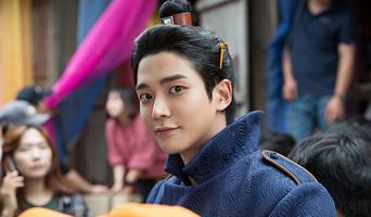Rowoon, 'Extraordinary You' Drama Set Behind-the-Scene