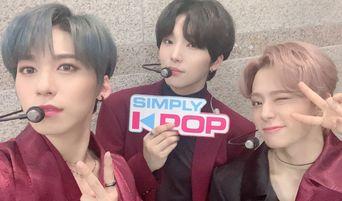 "Idols Lineup Of Arirang TV ""Simply K-Pop"" Episode 387"