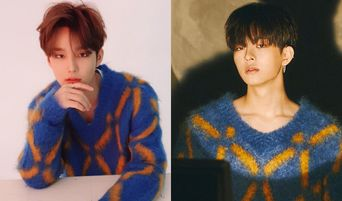 Who Wore It Better CIX's SeungHun Or VICTON's SuBin?