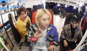 HeeChul Causes ONF To Be Flustered After Calling WM Entertainment's CEO