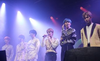 Exclusive Photos: ONEUS 'Fly With Us' Tour In Dallas
