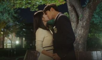 The Secret Behind The Kiss Scene Of 'Extraordinary You'