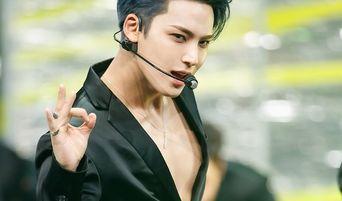 6 Male K-Pop Idols That Causes Fans To Look Twice With Their Revealing V-Neck Outfit (Part 2)