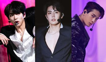 7 Male K-Pop Idols That Causes Fans To Look Twice With Their Revealing V-Line Outfit (Part 1)
