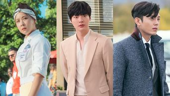 Update 3rd & 4th Week l 10 Most Talked About Actors & Dramas On December 2019