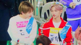Fans Love Stray Kids Felix & NCT DREAM ChenLe's Interactions At 'ISAC 2020' Seollal Recording