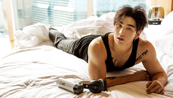 NU'EST BaekHo In A T-Shirt, In A Suit, Or Half Naked, What's Your Choice?