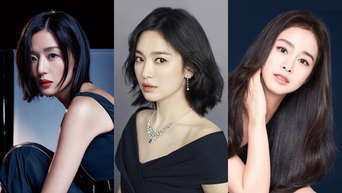 Netizens Compare Actresses Years Ago Vs. Now In 2019