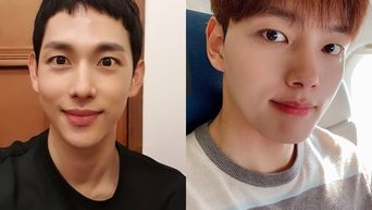 Yeo JinGoo & Im SiWan Spotted Filming In Hawaii For 'Let's Eat Dinner Together'