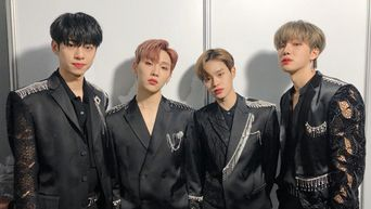 AB6IX Was Confused When DaeHwi Left The Stage Of 'MMA 2019' After 10 PM