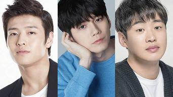 Ong SeongWu, Kang HaNeul, & Ahn JaeHong Spotted In Argentina For 'Traveler 2'