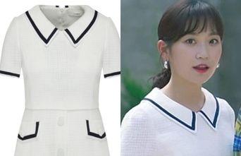 Deeper Look: Kim SeulGi's Elegant Dress In 'Love With Flaws'