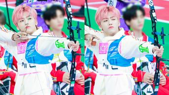 NCT's JaeMin Takes NCTzen's Breath Away With His Charismatic Archery Moves In 'ISAC 2020'