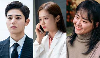 Monday-Tuesday Korean Drama Ratings | 2nd Week Of December