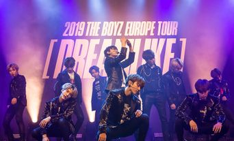Exclusive Photos: THE BOYZ Europe Tour 'DREAMLIKE' In London