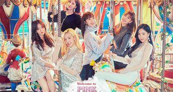 K-Pop Innocence Trademark Apink Bringing Their Concert to Hong Kong