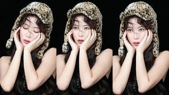 Im SooHyang For Cosmopolitan Magazine January Cover Issue (+Behind-the-Scene)