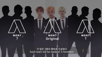 M.O.N.T Will Be Made of 3 Teams And Each Team Will Be Made of 3 Members