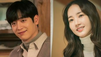 'When The Weather Is Fine' With Park MinYoung & Seo KangJoon Releases Posters & Teaser