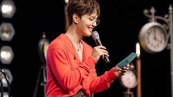 Yeo JinGoo, 2019 Fan Meeting Set Behind-the-Scene (Part 1)