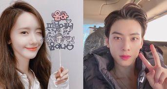 K-Pop Idols Pick ASTRO's Cha EunWoo And Girls Generation's YoonA With The Best Visuals
