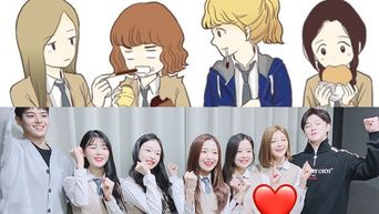 Take A Look At Webtoon 'Odd Girl Out' For Web Drama Adaptation With VIINI, Arin, DoAh, & More