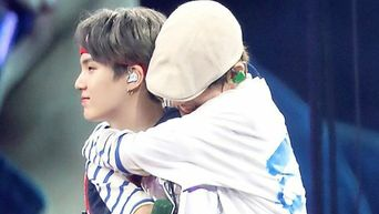 Moments When Suga Just Wasn't In The Mood For V's Affection